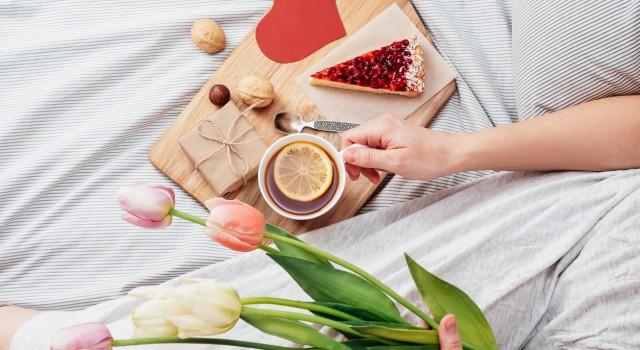 Une Saint-Valentin cocooning