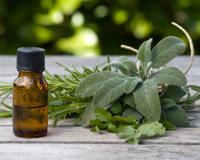 huiles essentielles pour transpiration excessive