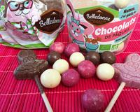 Chocolats de Pâques Bio Belledonne 2016
