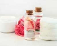 DIY : lait démaquillant à l'eau de rose