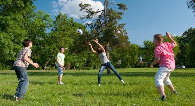 adolescents sport
