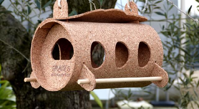 comment faire une maison pour oiseau ventana blog. Black Bedroom Furniture Sets. Home Design Ideas
