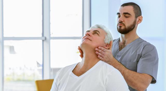 chiropracteur sénior
