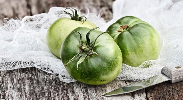 Vrai ou faux : les tomates vertes de mon jardin ne muriront jamais