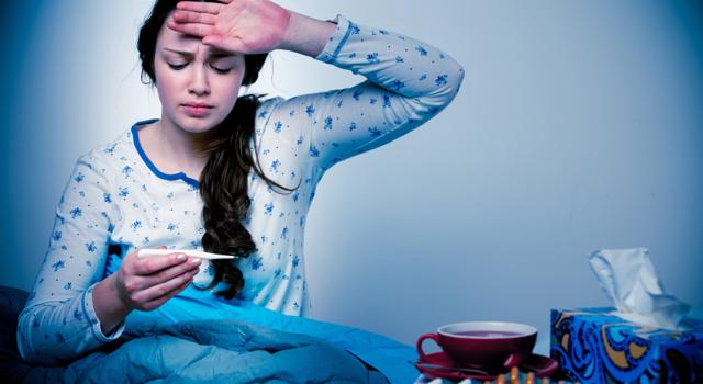 Vrai ou faux : Peut-on avoir un rhume et la grippe en même temps ?