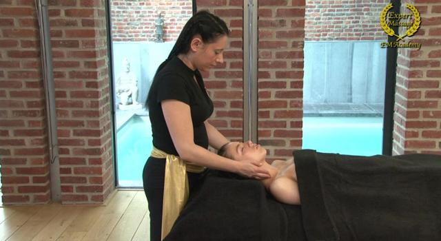 Livre Le massage californien d'Hélène Campan