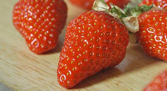 Vrai ou faux ? La fraise perd son effet antioxydant à la cuisson