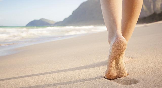 DIY : bain pour pieds fatigués