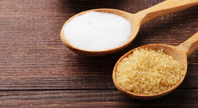 Vrai ou faux : Je peux remplacer le sucre par du bicarbonate de soude