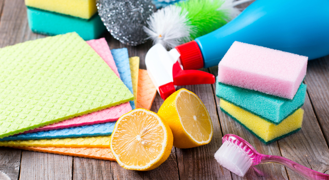 DIY : nettoyant multi-usage maison