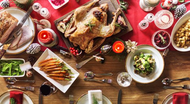 Repas de fêtes : 8 astuces pour bien digérer