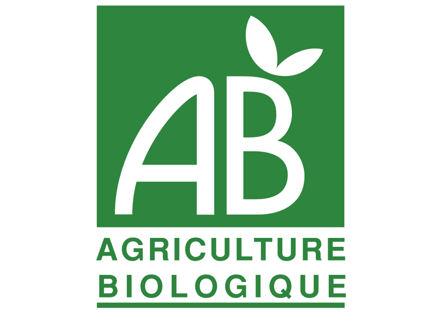 Le logo AB qui certifie les produits bio