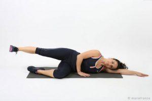 Pour être au top cet été, voici 5 exercices pour avoir des fesses rebondies et galbées.