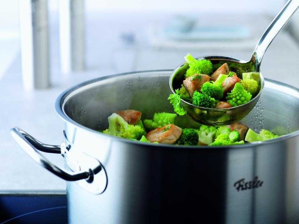 Une alimentation pas trop grasse est l'idéale, mais quelle méthode de cuisson est la plus appropriée ?