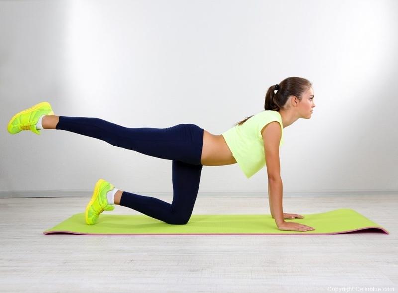 Maigrir - Dites adieu à votre cellulite grâce à ces 4 exercices