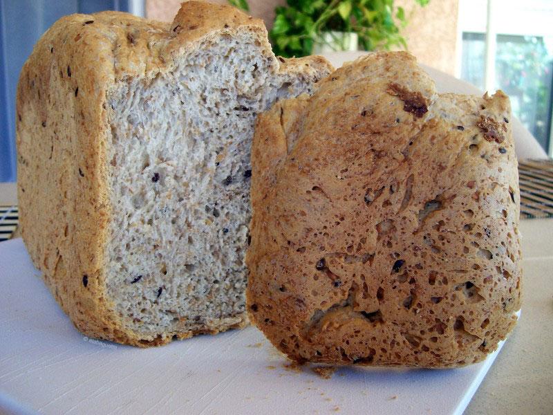 Apprenez à faire votre pain aux fibres en un tour de main.