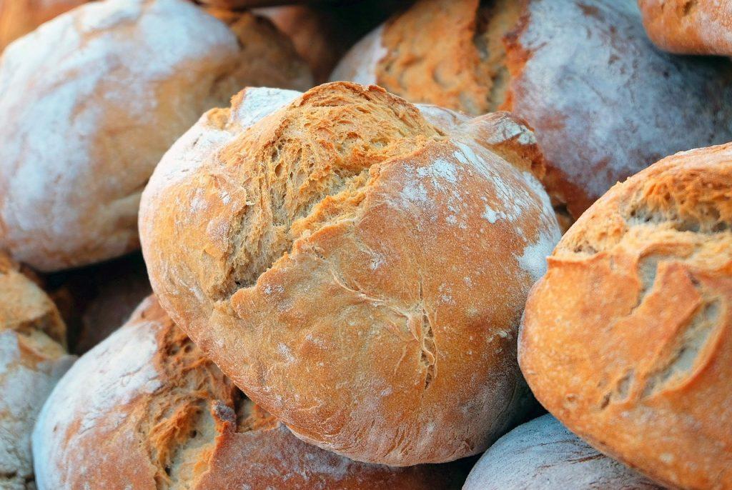 pain et féculents pendant un régime