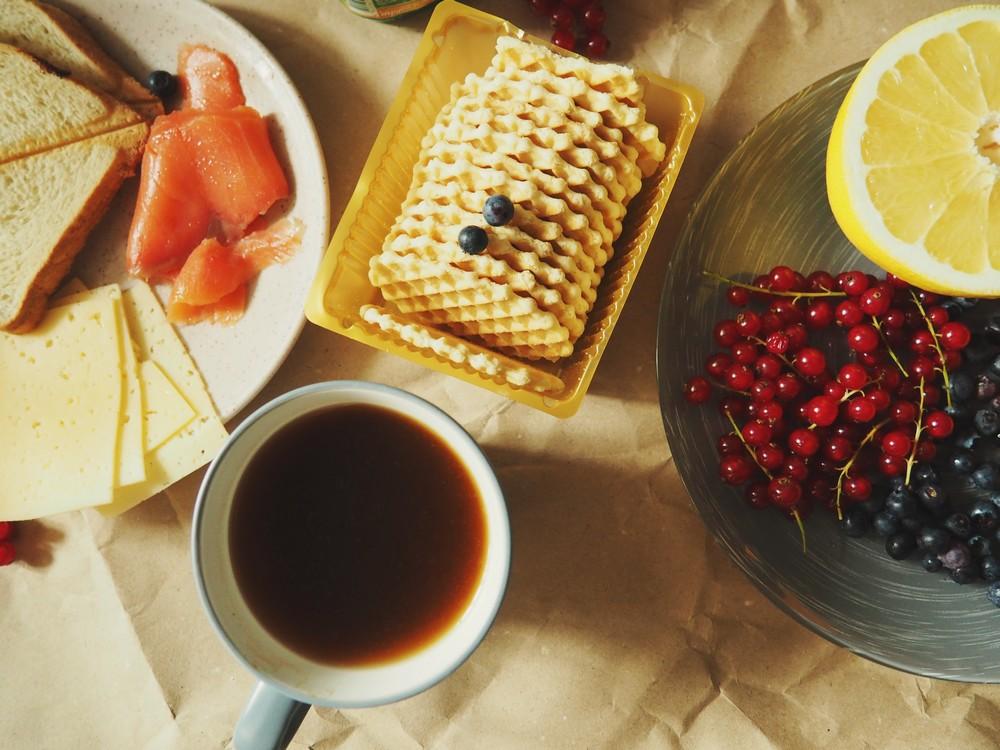 Un petit-déjeuner pour faire le plein de vitalité