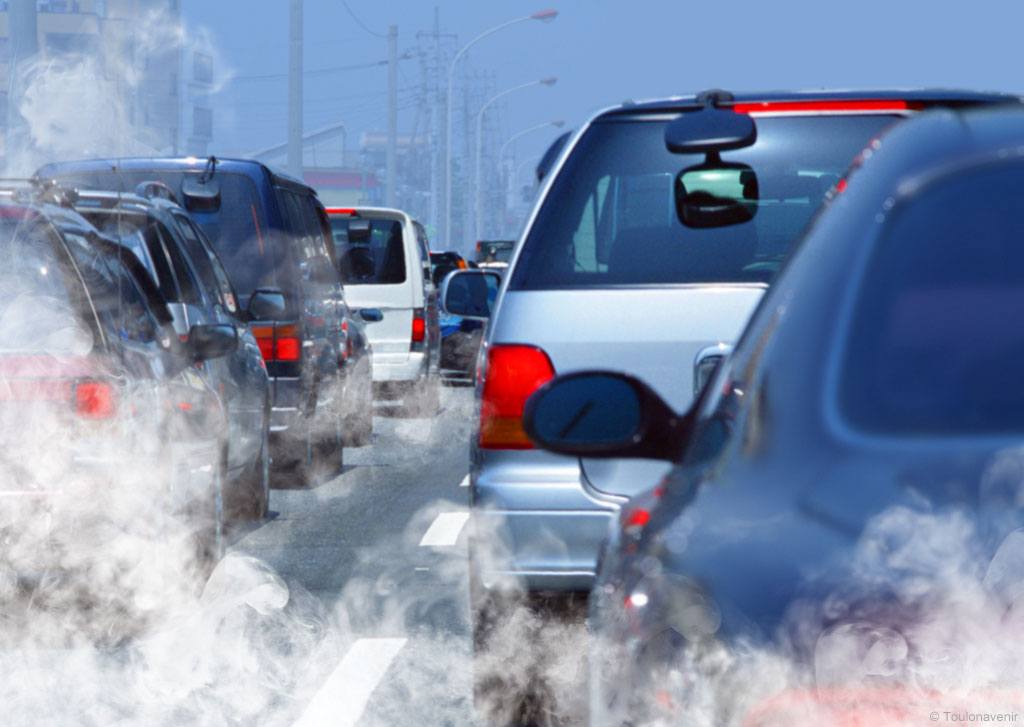 En 2012, pas moins de 7 millions de décès dans le monde étaient causés par la pollution de l'air