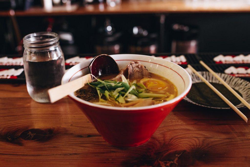 Une bonne soupe indienne