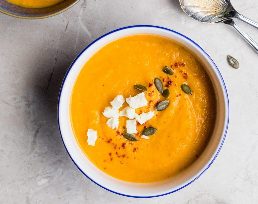 Délicieuse soupe aux légumes