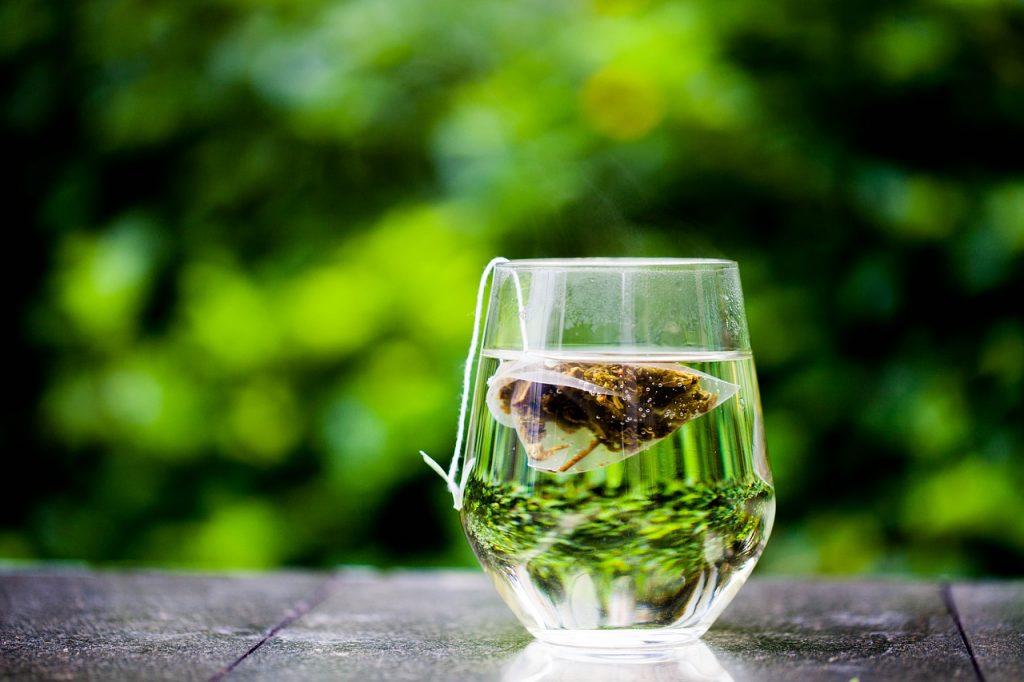 thé vert, boisson detox incontournable