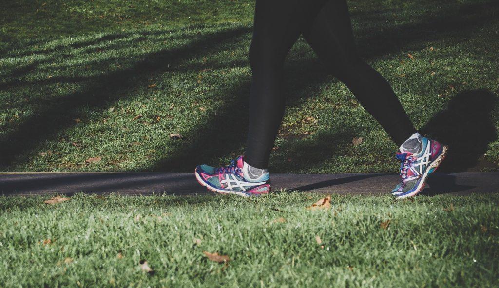 Marcher pour perdre du poids